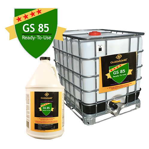 Goldshield GS 85 Surface Dirt/Grime Remover 275 Gallon Tote