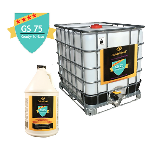 Goldshield GS 75 Surface Antimicrobial Ready to Use 275 Gallon Tote