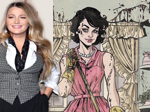 Lady Killer: Blake Lively to Star in Diablo Cody's Adaptation for Netflix