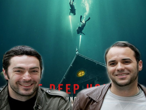Underwater Haunted House Movie 'The Deep House' Acquired by Blumhouse