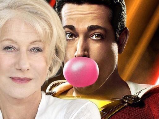 Shazam: Fury Of The Gods': Helen Mirren To Play Villain Hespera.