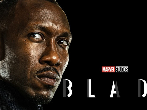 Marvel Studios' Blade Pushed Back, Will Start Filming in 2022