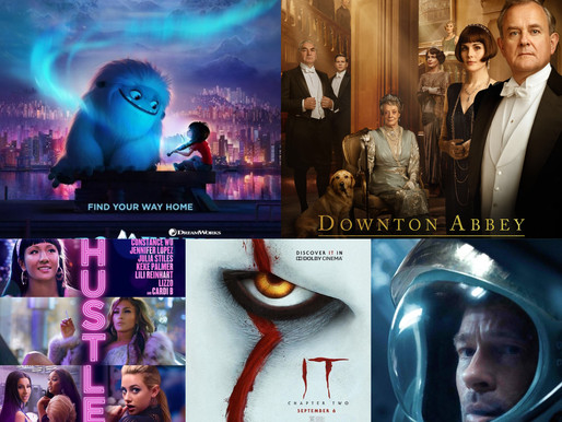 Abominable Climbs to the Top of the Box Office, Hustlers Holds Strong in Third