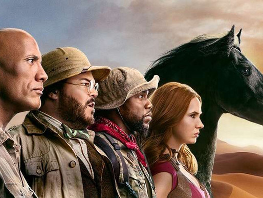 Jumanji: The Next Level Takes Over Box Office Weekend!