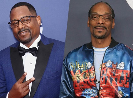 Martin Lawrence & Snoop Dogg to Lead Political Drama Series