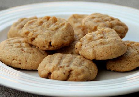 No Bake Peanut Butter Shakeology Cookies