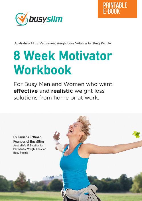 8 Week Motivator Program E-Book