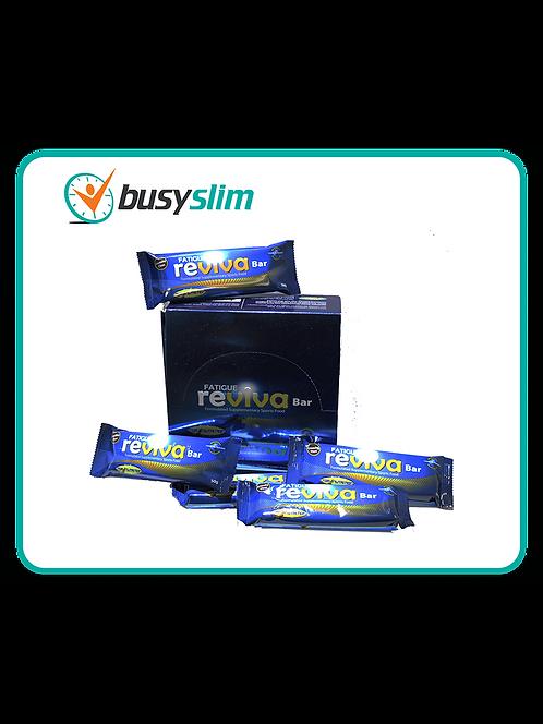 BusySlim 12x Fatigue Reviva Protein Bars