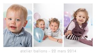 Atelier ballons