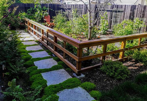 Sacramento Landscape Company Edible Garden Vegetable Garden