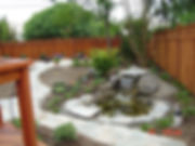 Sacramento Landscape Company Water Feature