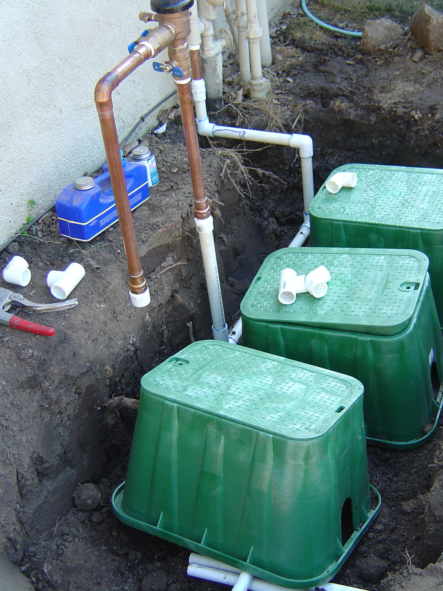 Irrigation/Sprinkler System Checkup