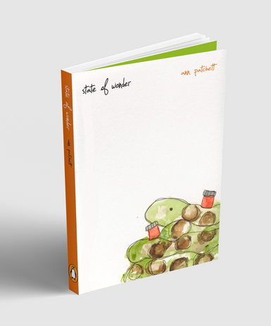 Redesigned Book Cover