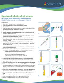 SerumDPT Product Instructions