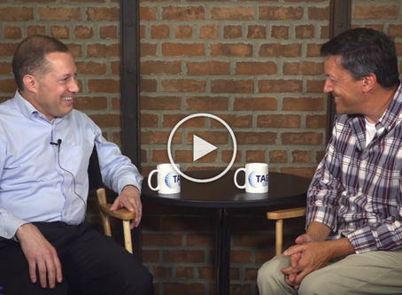 PODCAST - Chairman Lou Steinberg joined TAG Cyber Founder & CEO Ed Amoroso's video podcast