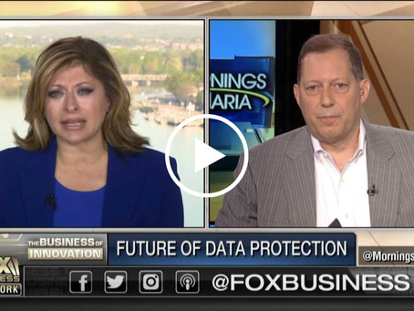 ON AIR - Co-founder Lou Steinberg On Fox Business