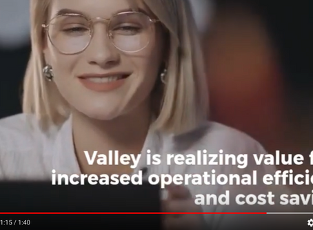 VIDEO - How Valley Bank Realizes Value from the Authoriti Permission Code® Platform