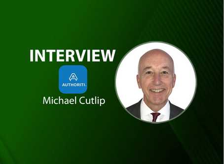 FROM GLOBAL FINTECH - Interview with Mike Cutlip, President & CEO at Authoriti