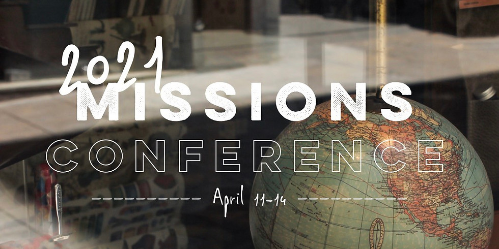 2021 Missions Conference
