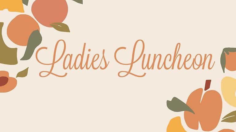 Ladies' Luncheon