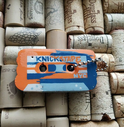 Knicks Tape keychain