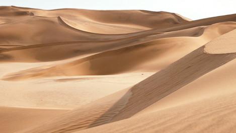 Arrivée d'importantes quantités de sable saharien