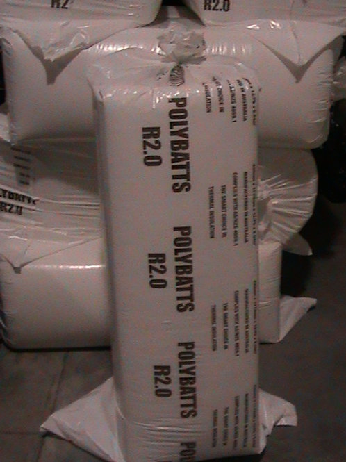 Polyester Solutions R2.0 POLYESTER BATTS 430S