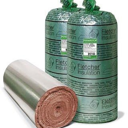 Fletcher Insulation Permastop Building Blanket R1.3 20m