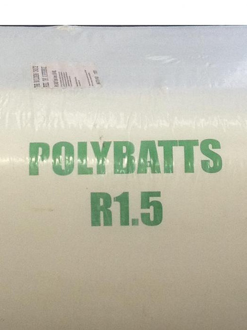 Polyester Solutions R1.5 POLYESTER BATTS 430S