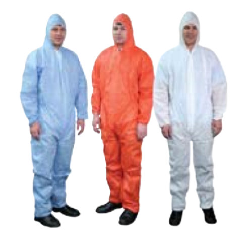 Triple Layer SMS Disposable Coveralls