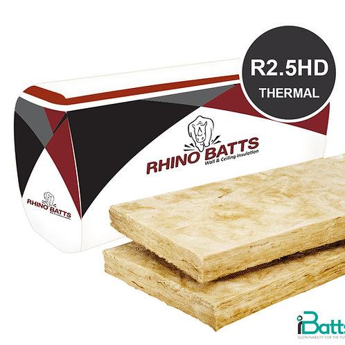 Rhino NAF Brown Batts R2.5 HD 430s Acoustic
