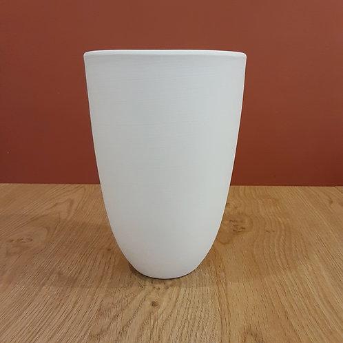 Grand vase conique