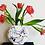 Thumbnail: Vase disque
