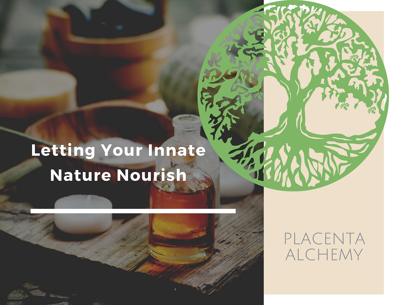 Let Nature nourish you back to wellness