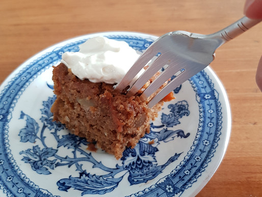 Groaning Cake: An Ancient English Tradition