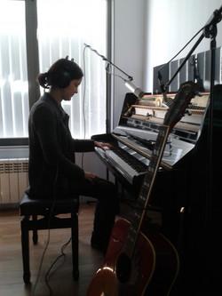 Autoproduccion en el Conservatorio