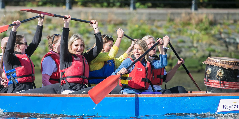 Dragonboat Race for Welcome