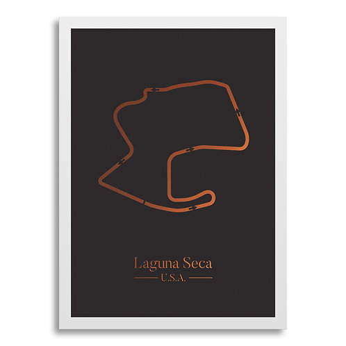 Racing Cuts - Laguna Seca