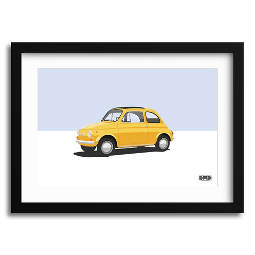 1960 Fiat 500