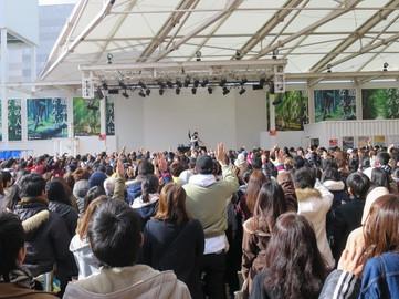 SKY-HI 3rd ALBUM「OLIVE」リリースイベント開催!