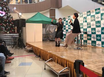 ゆきぽよ トークショー & ゆきぽよ&SLOTH ミニライブ