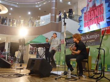 MIHIRO~マイロ~ 6th ALBUM 『innerBOY』 Sho Kamijo 『Let's go together』 リリース記念Wミニライブ & 特典会