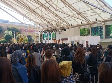 Da-iCE 10th single「恋ごころ」リリース記念ミニライブ&握手会 開催!!