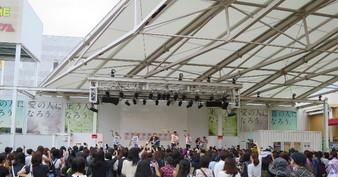 CROSS GENE 3rd シングル「Love & Peace/sHi-tai!」 リリース記念イベント ミニライブ&特典会 開催!