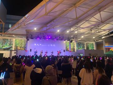 祭nine. 6thシングル「てっぺんニューデイズ」発売決定記念ミニライブ&特典会を開催!!