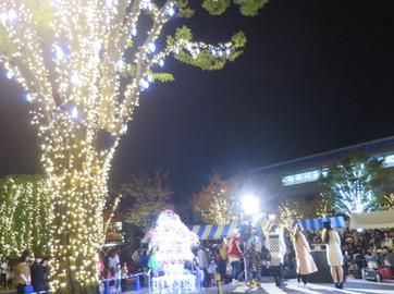 流山おおたかの森イルミネーション2016 点灯式 ILLUMINATION SPECIAL LIVE 開催!!