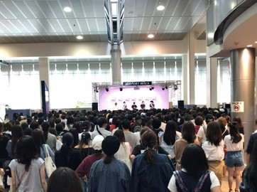 Da-iCE 12th single「君色」リリース記念トークショー&握手会開催@愛知