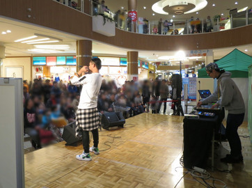 KEN THE 390 & YURIKA  NEW YEAR SPECIAL LIVE IN STORE