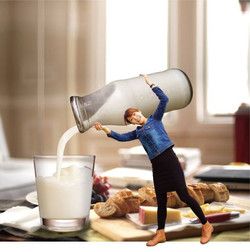ワンダーアートミュージアム-ミルク