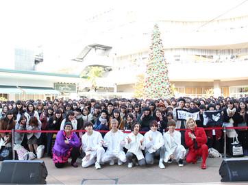 Da-iCE 5周年イヤー第3弾シングル「雲を抜けた青空」リリース記念スペシャルイベント@埼玉